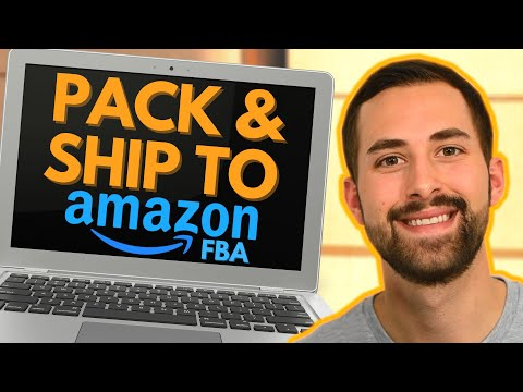 How To Send Your First Shipment To Amazon FBA | BEGINNER TUTORIAL 2020