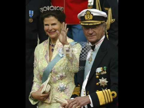 H.M. Queen Silvia of Sweden