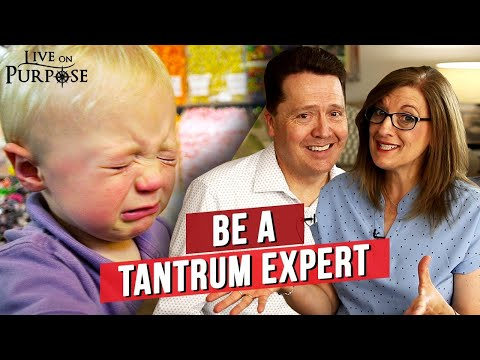 What To Do When Your Child Throws A Temper Tantrum