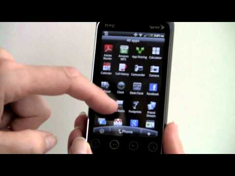 HTC EVO Shift 4G Review