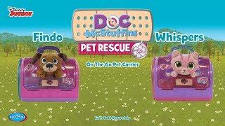 Doc McStuffins | On-The-Go Pet Carrier