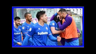 Ultime notizie | Torino-Fiorentina 1-2: Thereau, rigore decisivo al 94'