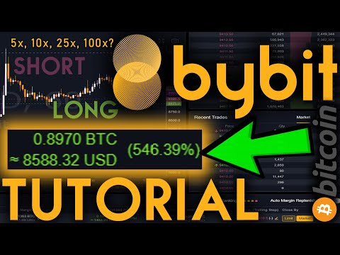 BYBIT TUTORIAL from Beginner to Pro!!! thumbnail