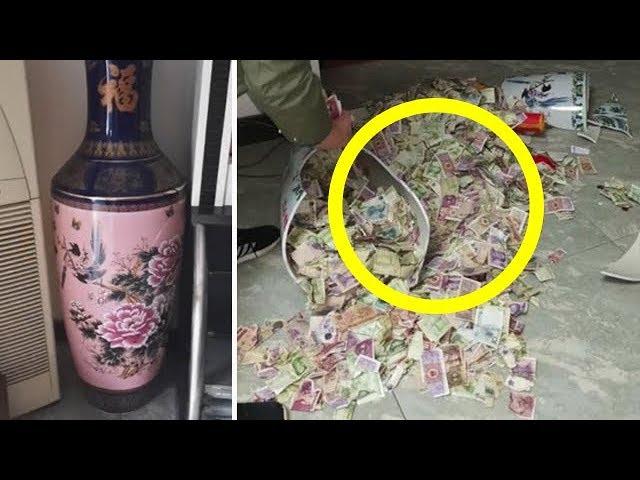 Девочка разбила вазу и раскрыла секрет, который папа 13 лет скрывал от мамы.