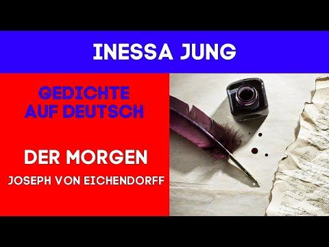 """""""Der Morgen """"von Joseph von Eichendorff"""