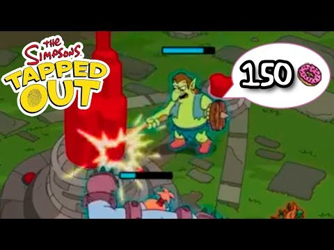 The Simpsons: Tapped Out - SmellYaL8r - Premium Character Walkthroughs
