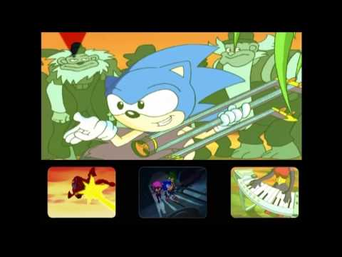 Sonic Underground: Episode 31 Music  How You Play The Game
