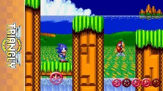 """Sonic 2, but it has a """"Red Star Ring hunt"""" mode"""