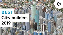 Best city building games to play in 2019