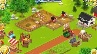 HAY DAY - Melhorando a fazenda (Nível 12) #7