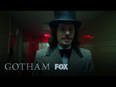 Jervis Tetch Recovers The Body Of His Sister  Season 3 Ep. 7  GOTHAM