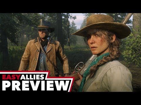 Red Dead Redemption 2 - Easy Allies Hands-On Preview