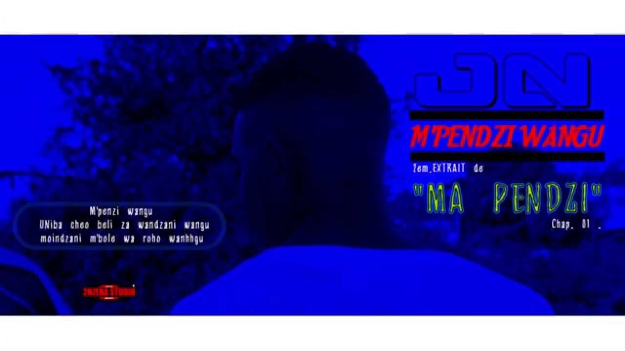 Download JN Nourdine | M'pendzi wangu |  Acoustic version