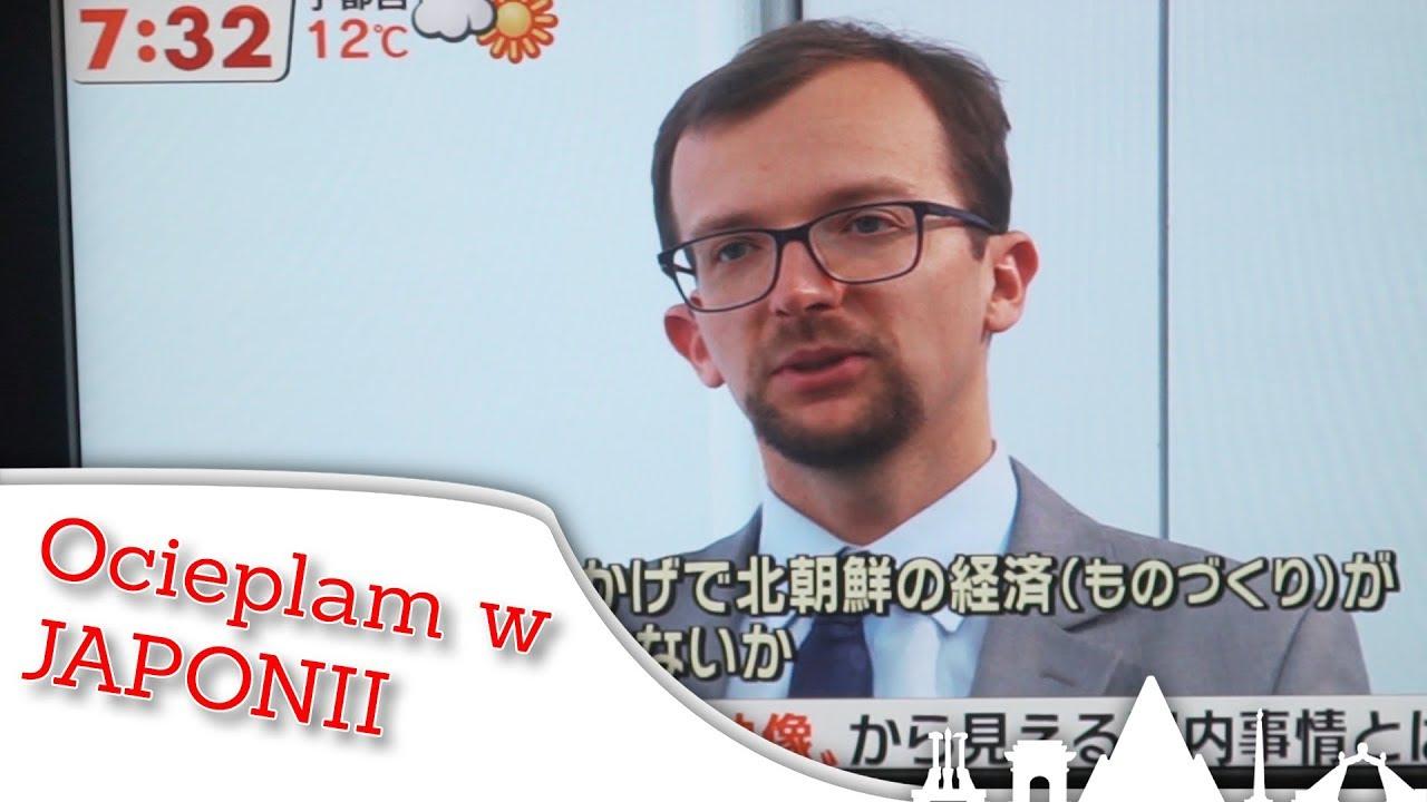 Zaprosili mnie do TELEWIZJI W JAPONII