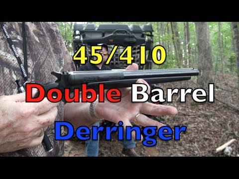 Double Barrel Derringer