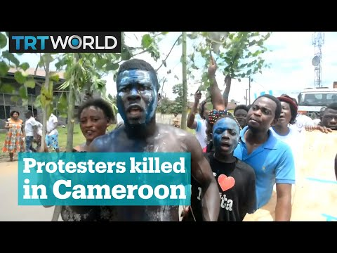 At least 17 killed in Cameroon during protests in Anglophone city