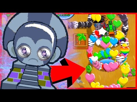 HE USED A SIRI HACK!? - Bloons TD Battles...