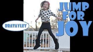 Jump for Joy! (WK 158.5) | Bratayley