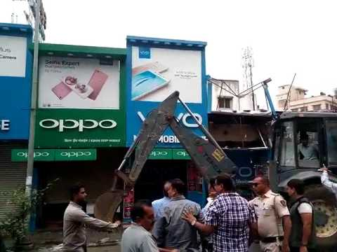 Demolition of Chinese brands' hoardings in Pune not due to border tension   fake news rules social m