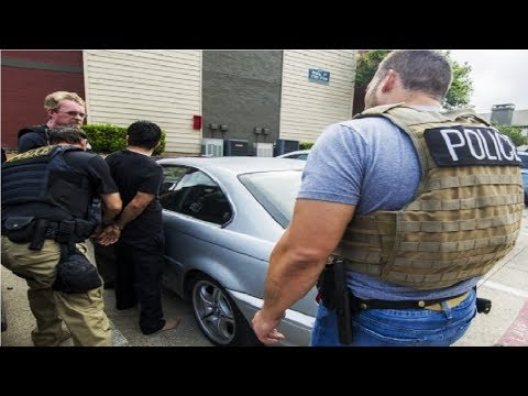 ICE Officers Rounds Up 113 Criminal Aliens In New Jersey Sweep