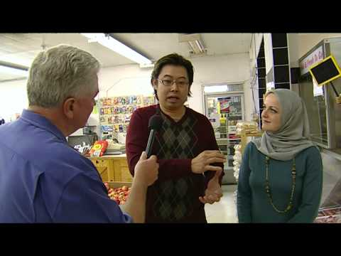 Visiting with Huell Howser: Halal Food