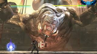 Star Wars Force Unleashed 2 PC Gameplay  Part 5 Boss Fight Gorog Maxed Out Settings 720p