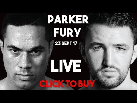 Joseph Parker v Hughie Fury | CLICK TO BUY THE FIGHT NOW | World Heavyweight Championship