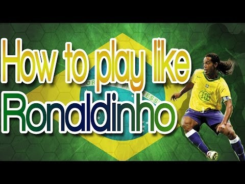 Football How To Play Skill Like Ronaldinho Or Neymar And Improve As A Midfielder