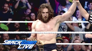 Relive Daniel Bryan and AJ Styles