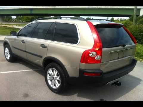 2004 Volvo XC90 Gold Knoxville TN - YouTube