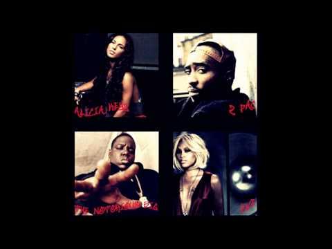 Eve & Alicia Keys Ft. 2Pac & The Notorious Big - Gangsta Lovin