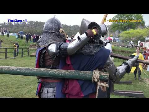 The Claw v SW Alliance Timeline Cup 2018 Buhurt Heats 20/10/18