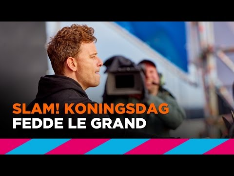Fedde Le Grand (Full live-set) | SLAM! Koningsdag 2017