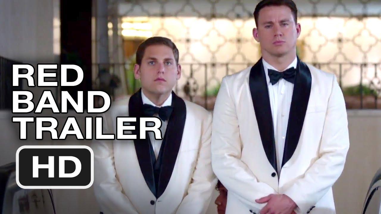 21 Jump Street 2012 Red Band Trailer Jonah Hill Channing Tatum Youtube