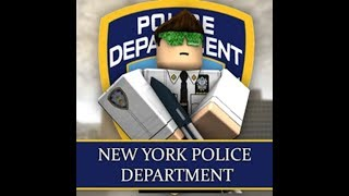 Roblox New York City Gameplay 1! Assisting the NYPD!
