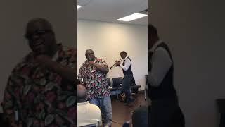 #tripwithskip Blind Center of Nevada Celebrity Jazz Gala Rehearsal 2019