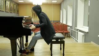 Rammstein  Deutschland (Piano cover)