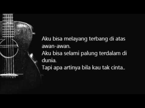 Muhammad Dhani ( Ahmad Dhani ) & The Swinger - Aku Bukan Siapa - Siapa (Official Lyric Video)