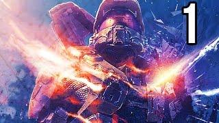 Halo 5 Multiplayer Gameplay #1 - GROUND POUND KILL!! (Xbox One 1080p HD)