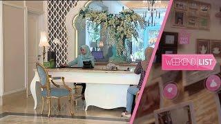 Weekend List - Arsitek Timur Tengah Noor Hotel Bandung