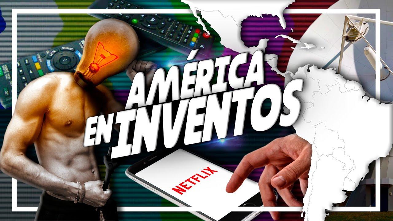 El INVENTO MÁS IMPORTANTE de CADA PAÍS de América Latina