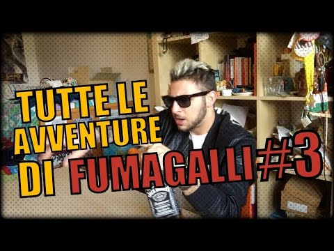 TUTTE LE AVVENTURE DI FUMAGALLI #3