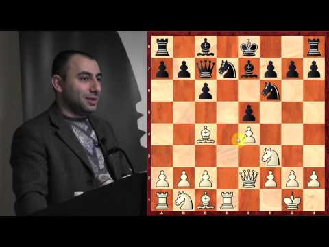 Bobby Fischer Miniatures and Tactics!   Kids' Class - GM Varuzhan Akobian