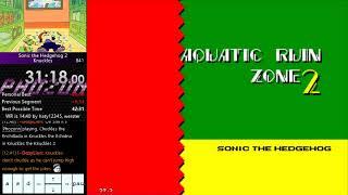 Sonic 2 Knuckles Speedrun Tutorial: Aquatic Ruin
