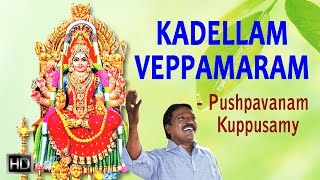 Amman Devotional Songs - Kadellam Veppamaram - Jukebox - Puspavanam Kuppusamy - Tamil Songs