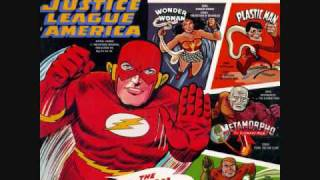 The Theme of the Justice League of America