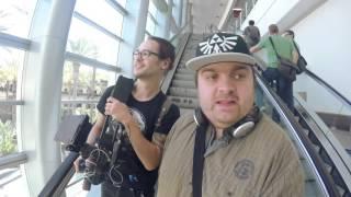 Meine Reise zur BlizzCon! Teil 1 - Anreise und erster Messetag!