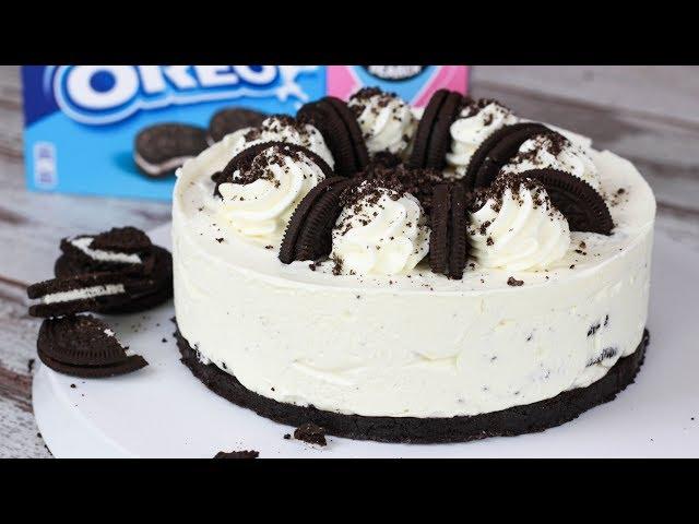 Oreo Torte ohne Backen I No Bake Oreo Cake