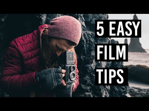 5 Easy Beginner Tips To Quickly Improve Your Film Photography