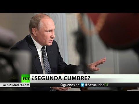 RT en Español: EE.UU. envía a Putin una invitación para visitar Washington este otoño